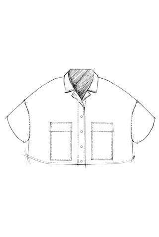The school of making car coat pattern 3