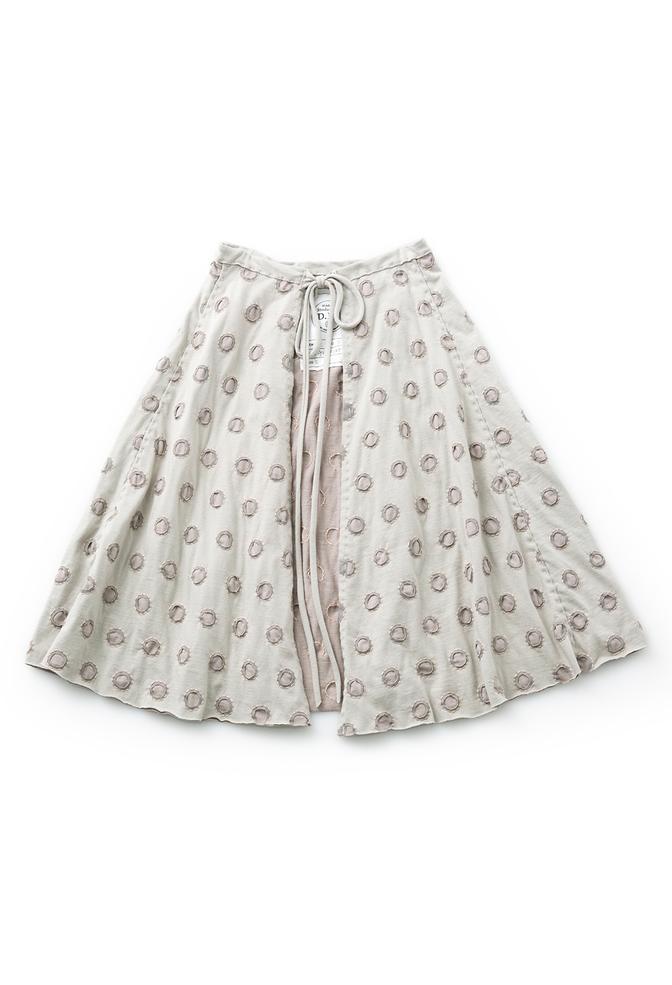 The school of making polka dot apron skirt diy sewing kit 1