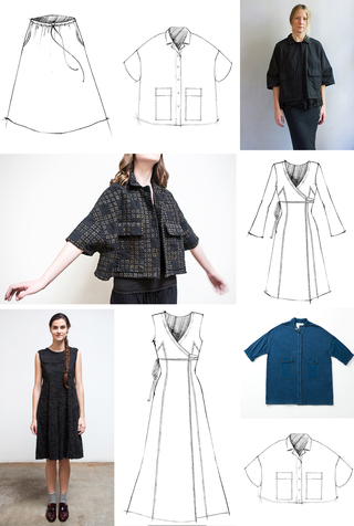 2017 Build a Wardrobe
