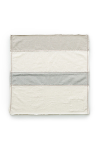Alabama chanin jersey colorblock napkins 3