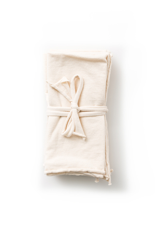Alabama chanin organic cotton dinner napkins 1