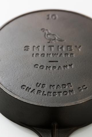 Alabama chanin smithey cast iron skillet 6