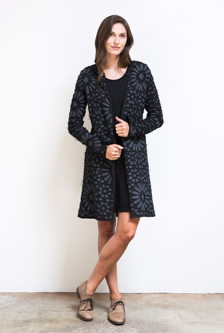 Facets Classic Coat DIY Kit