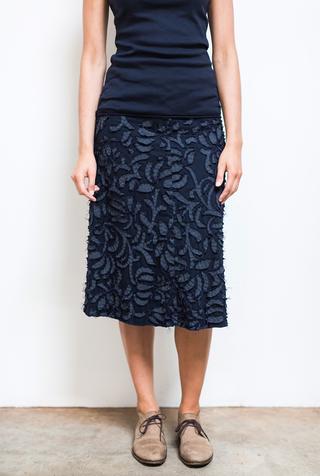 The school of making annas garden swing skirt diy garment kit 5