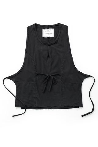 Alabama chanin womens apron smock top 4