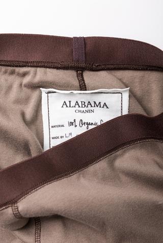 Alabama chanin ribknit leggings 5