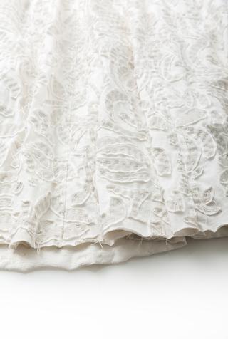 Alabama chanin organic cotton full skirt 2