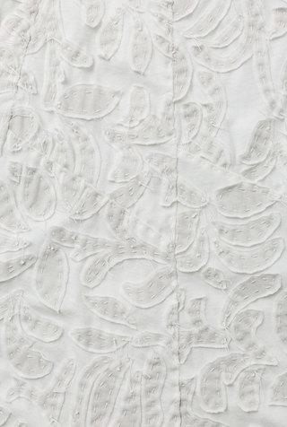 Peyton skirt   long tiered skirt   annas garden   negative reverse   white   bridal   24009   abraham rowe 4