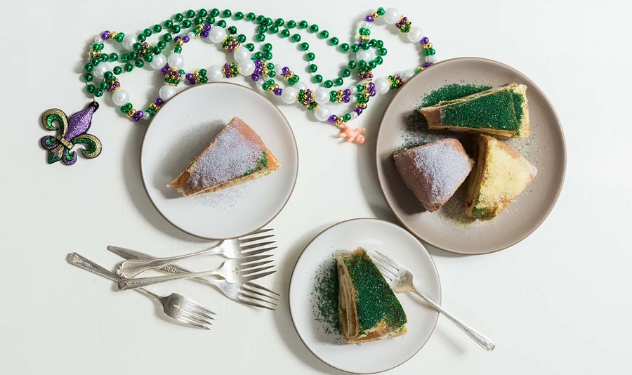 Alabama chanin king cakes the factory 2