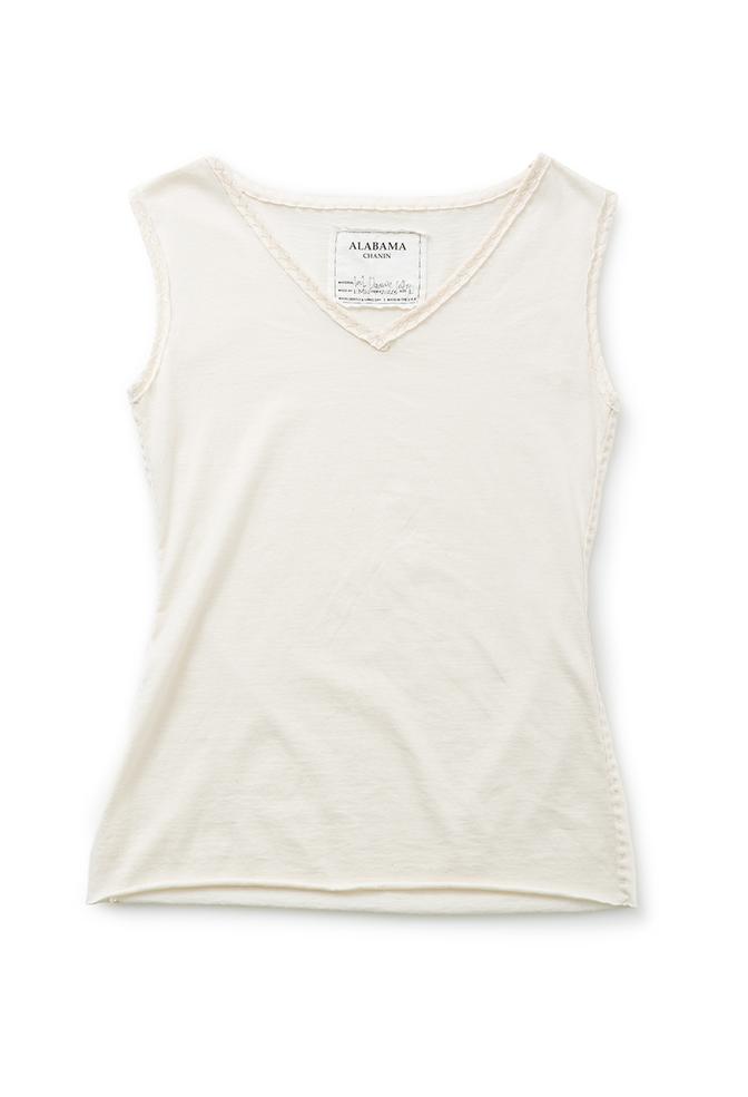 Alabama chanin hand sewn sleeveless top 4