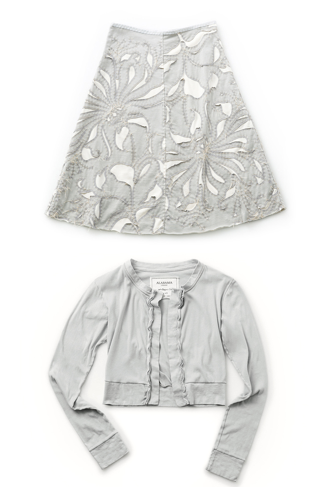 The school of making limited edition swing skirt bundle parchment 1