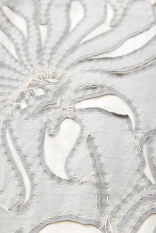 The school of making magdalena swing skirt diy garment kit 3 sf grey