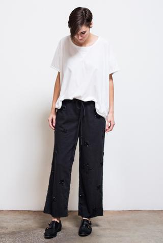 Stars Cropped Drawstring Pants DIY Kit