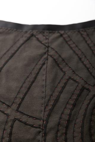 Alabama chanin organic cotton a line andy skirt 5