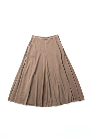 Elle pocket organic cotton alabama chanin skirt 3