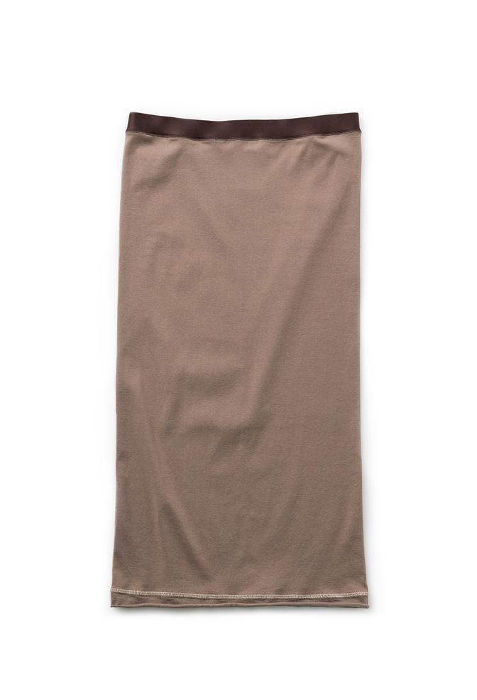Alabama chanin rib pencil skirt 2