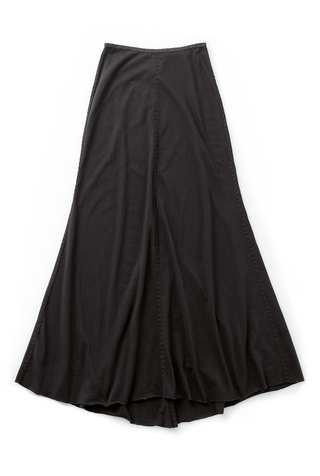Alabama chanin long fitted skirt 2