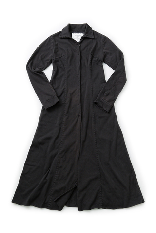 Alabama chanin organic cotton motorcycle coat 2