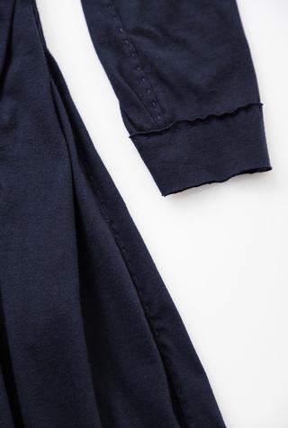 Alabama chanin womens pleated skirt dress 3