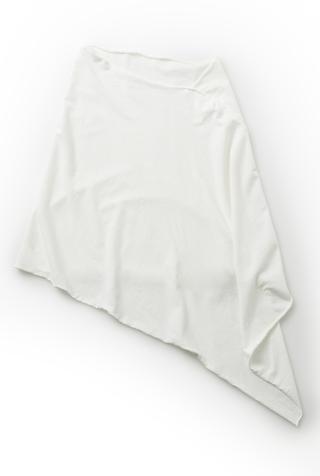 Alabama chanin organic cotton poncho 4
