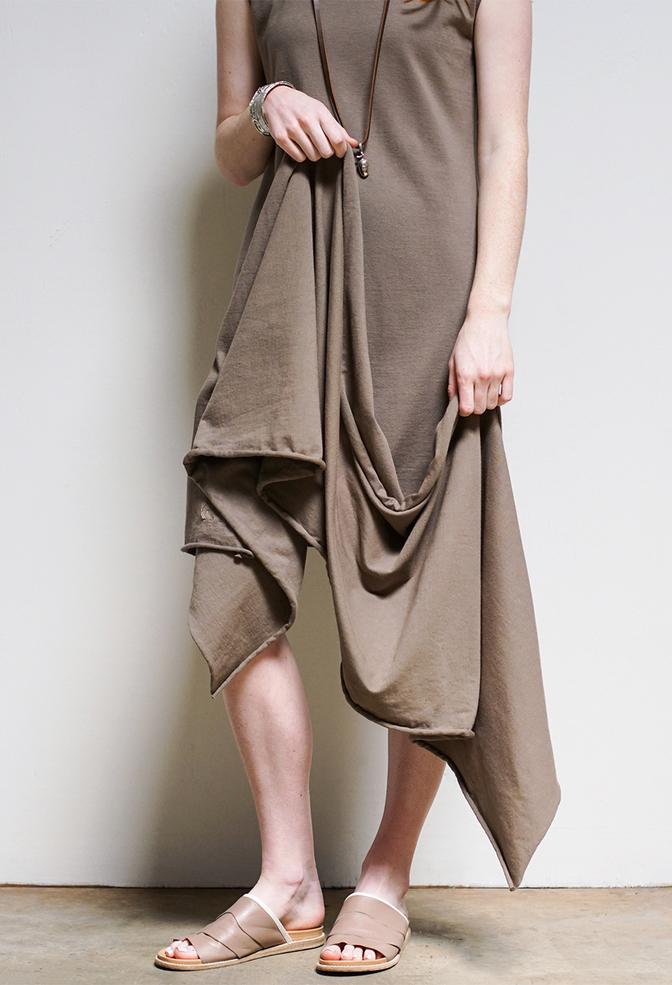 Alabama chanin organic cotton wrap shawl 5
