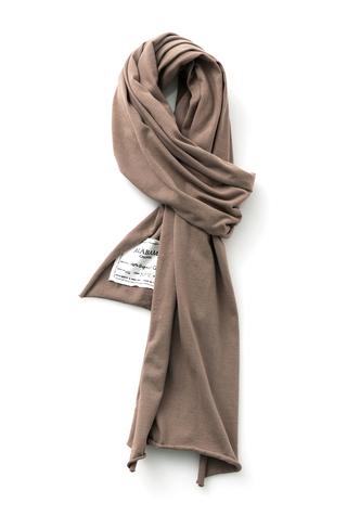 Alabama chanin organic cotton wrap shawl 1