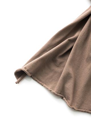 Alabama chanin organic cotton wrap shawl 4