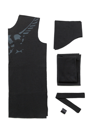 The school of making eagle unisex shirt diy sewing kit 1