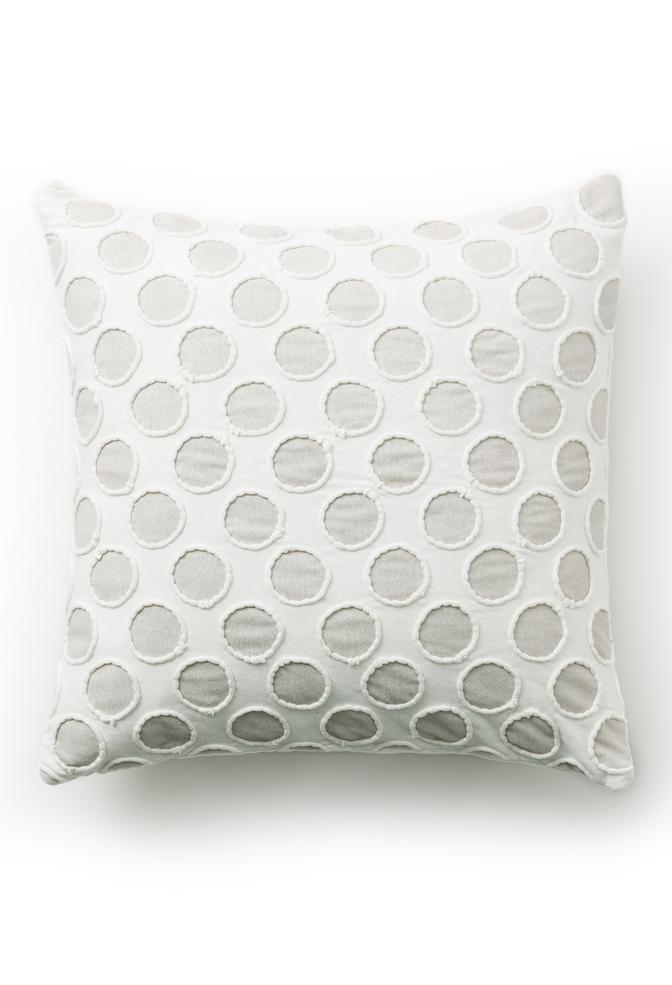 The school of making polka dot pillow diy sewing kit 2