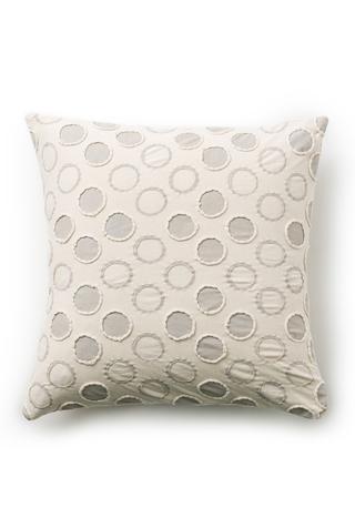 The school of making polka dot pillow diy sewing kit 4