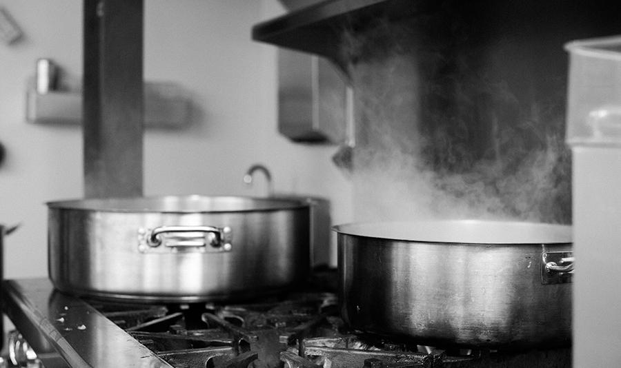 Alabama chanin the factory cafe pasta making workshop 2
