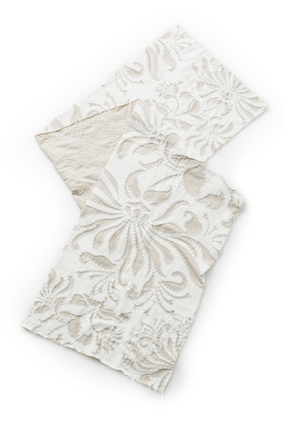 The school of making magdalena table runner diy embroidery kit 4