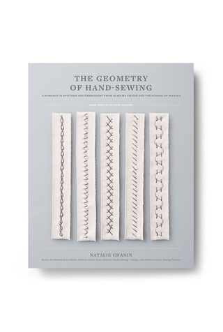 PREORDER: The Geometry of Hand-Sewing
