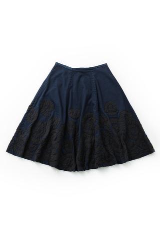 The school of making full wrap skirt pattern 5