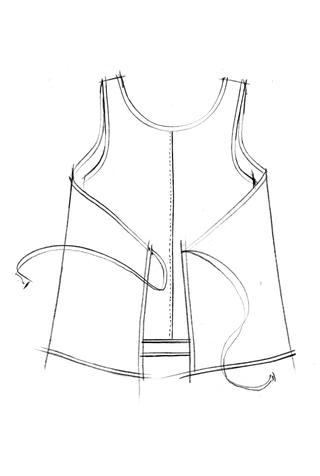 The school of making maggie dress pattern 2