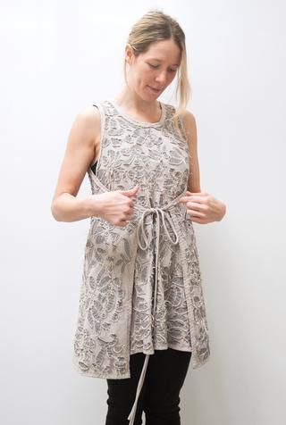 The school of making maggie dress pattern 4